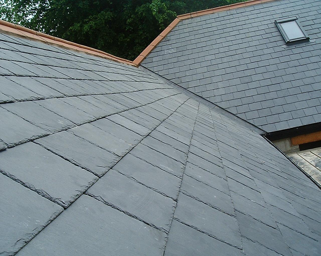 Tiled And Slate Roofs Aaron Roofing